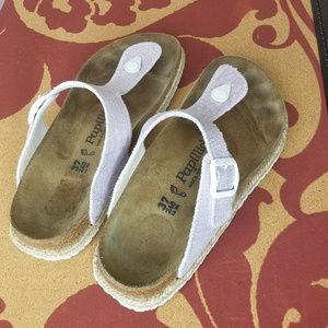 Birkenstock Papillio Gizeh Beach Thong Sandal 37